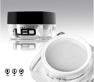 High Light LED GEL - One Component - CLEAR- 30gr
