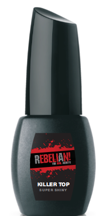 Rebelian! Killer Top - Super Shiny- 15ml