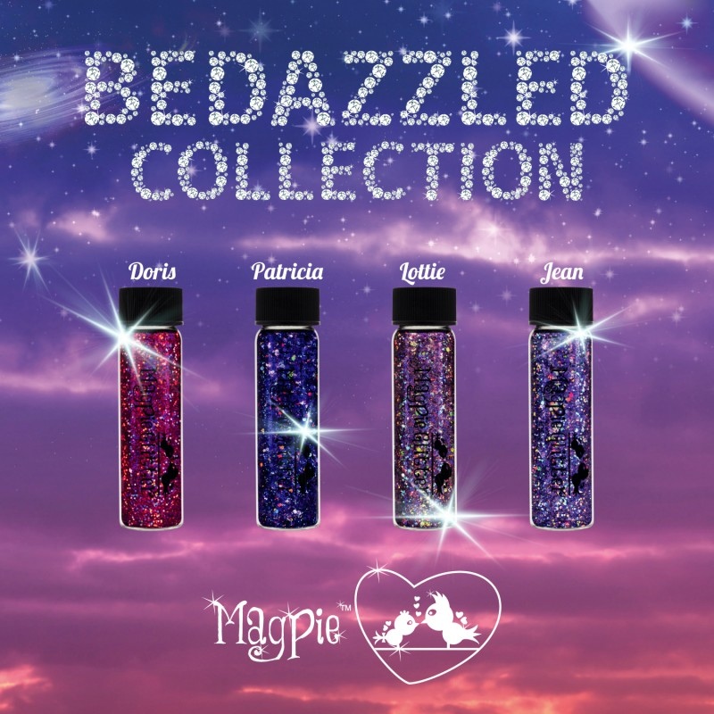 Magpie - Glitter - BEDAZZLED COLLECTION