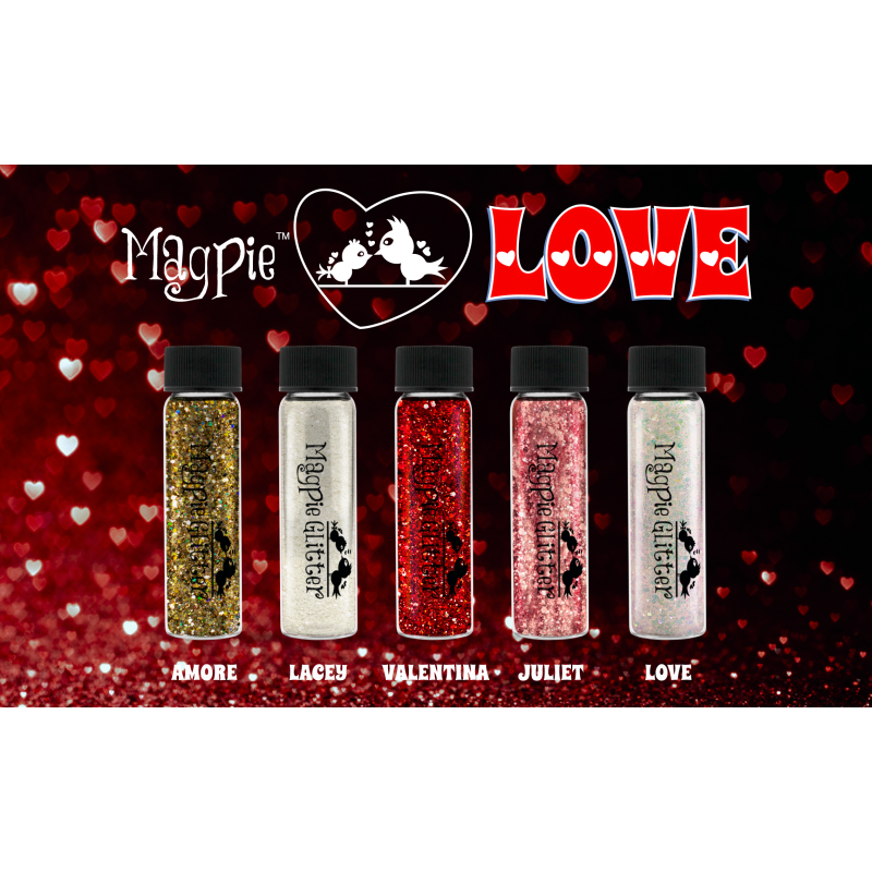 Magpie - Glitter - LOVE COLLECTION