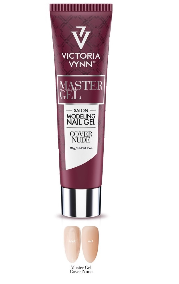 Victoria Vynn - Master Gel - Tube 60gr - Cover Nude