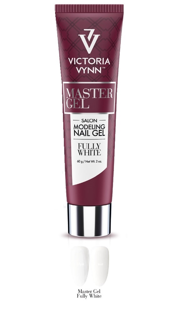 Victoria Vynn - Master Gel - Tube 60gr - Fully White