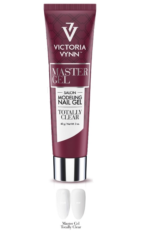 Victoria Vynn - Master Gel - Tube 60gr - Totally Clear