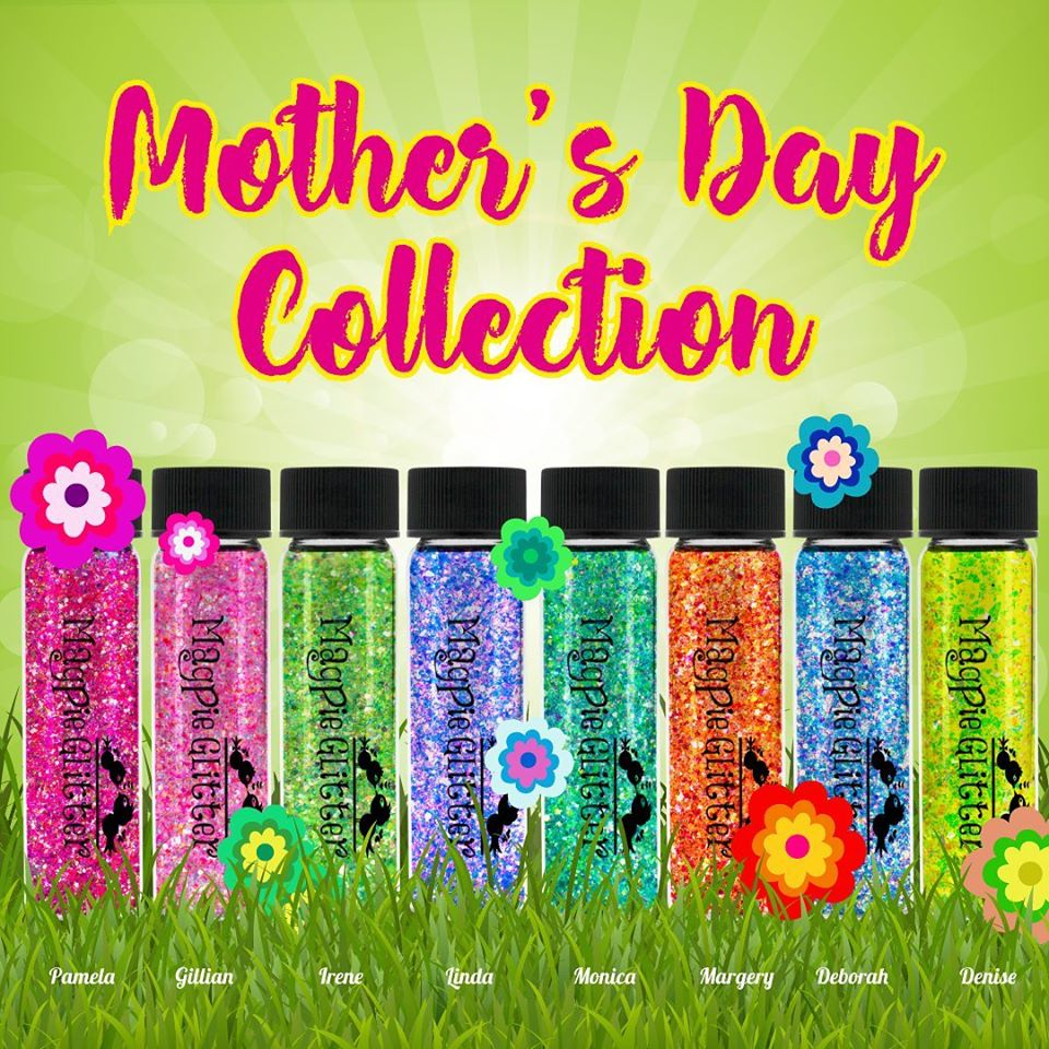 Magpie - Glitter - MOTHER'S DAY COLLECTION