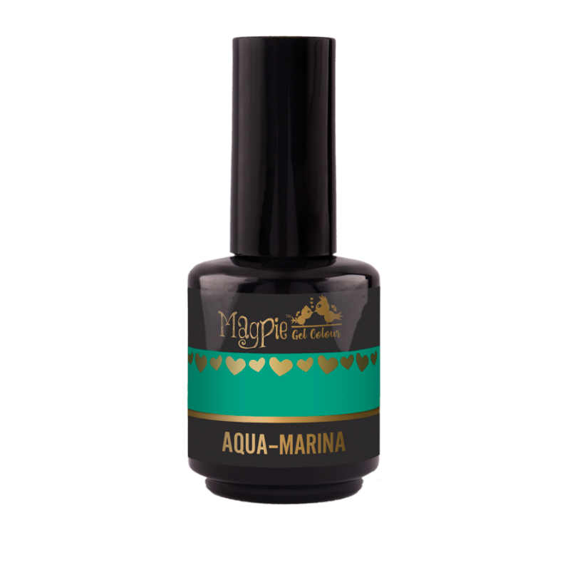 Magpie - Gel Colour - AQUA MARINA - 15ml