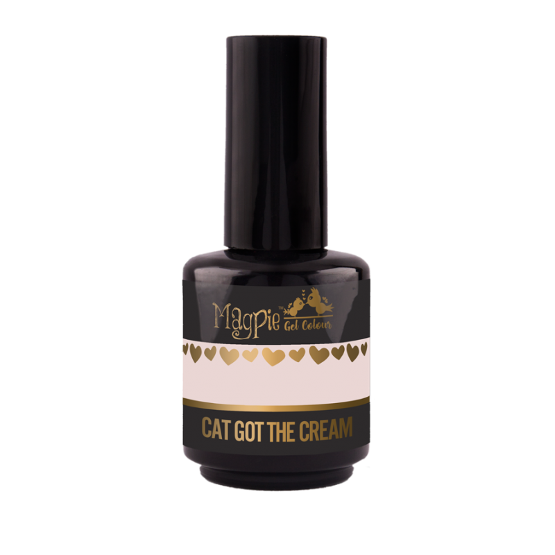 Magpie - Gel Colour - CAT GOT THE CREAM - 15ml