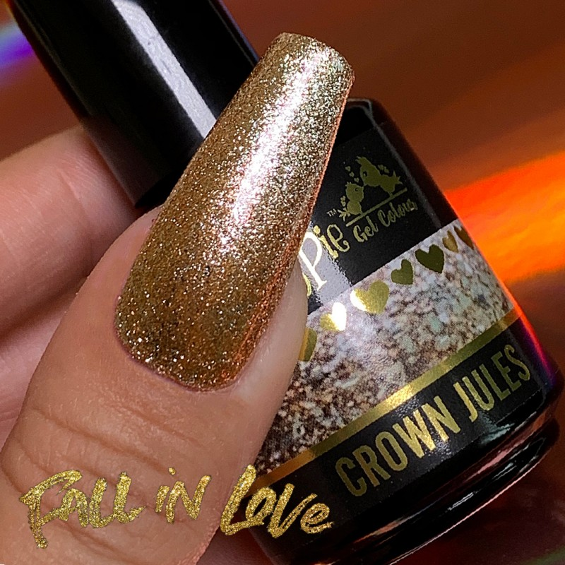 Magpie - Gel Polish - FALL IN LOVE - Collection