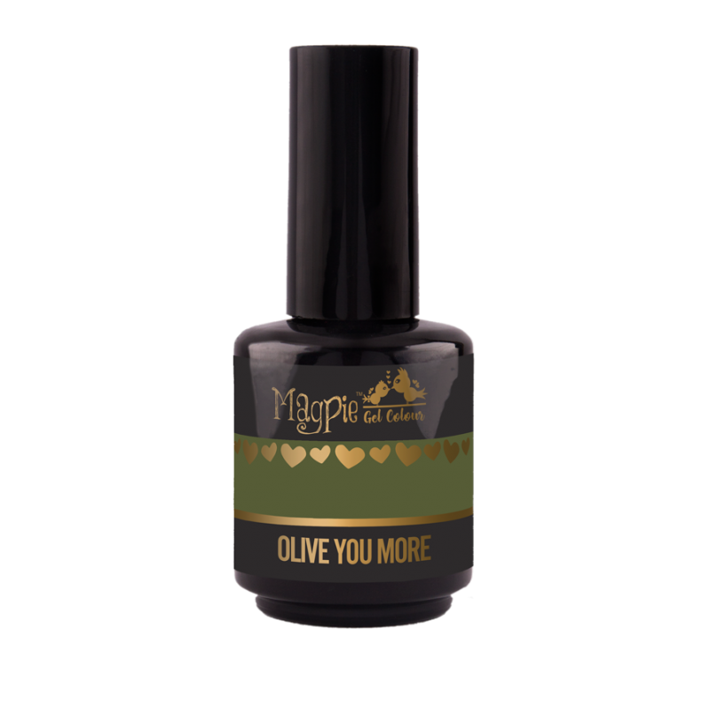 Magpie - Gel Colour - OLIVE YOU MORE - 15ml