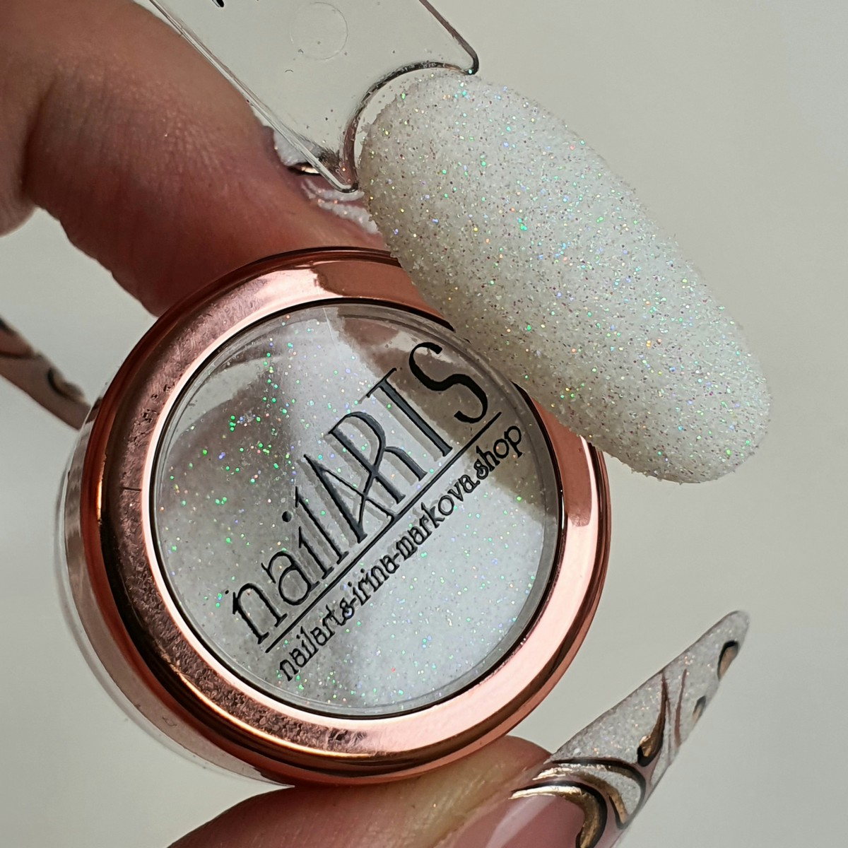 NailARTS - Diamond Sand - 1 - 1,5gr