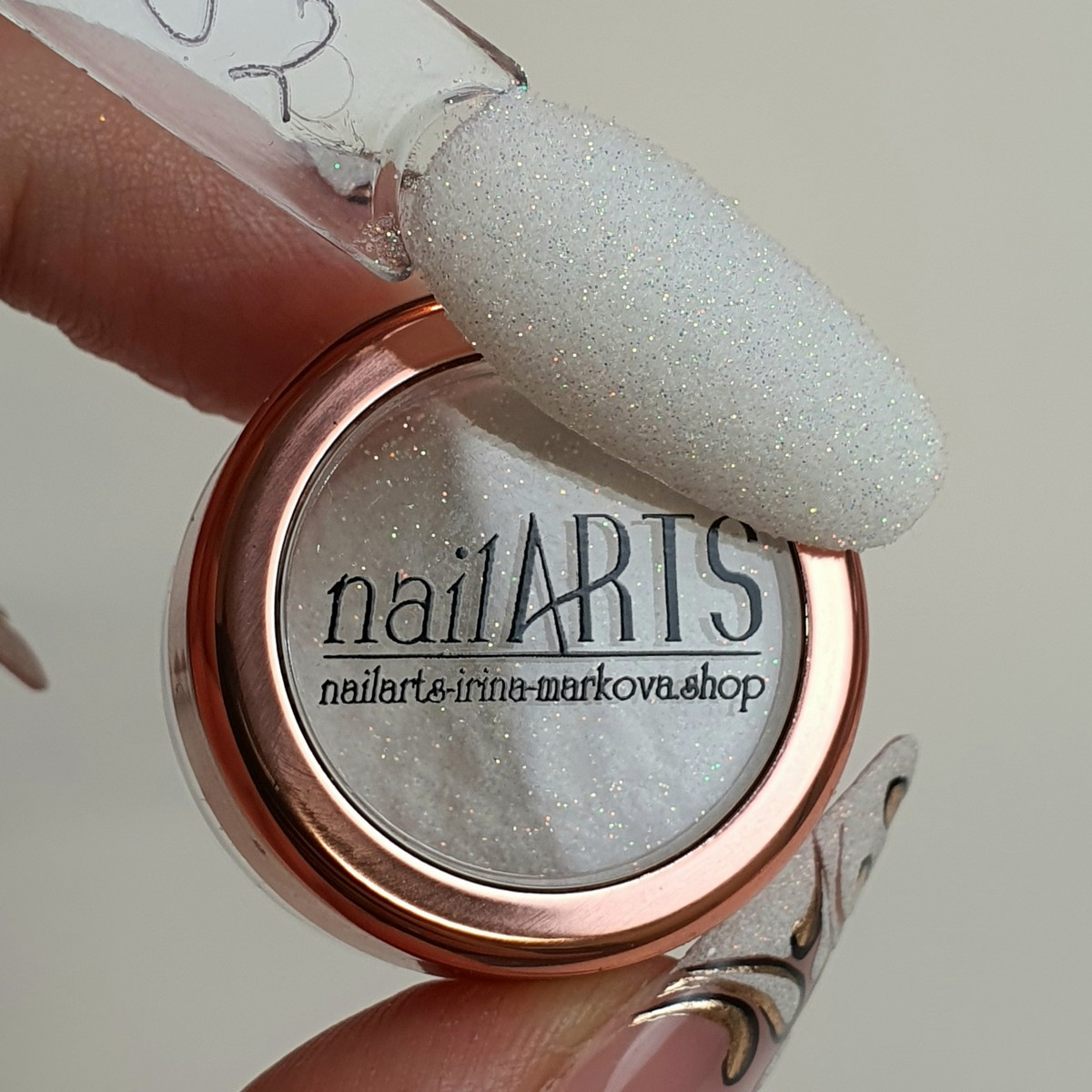 NailARTS - Diamond Sand - 2 - 1,5gr