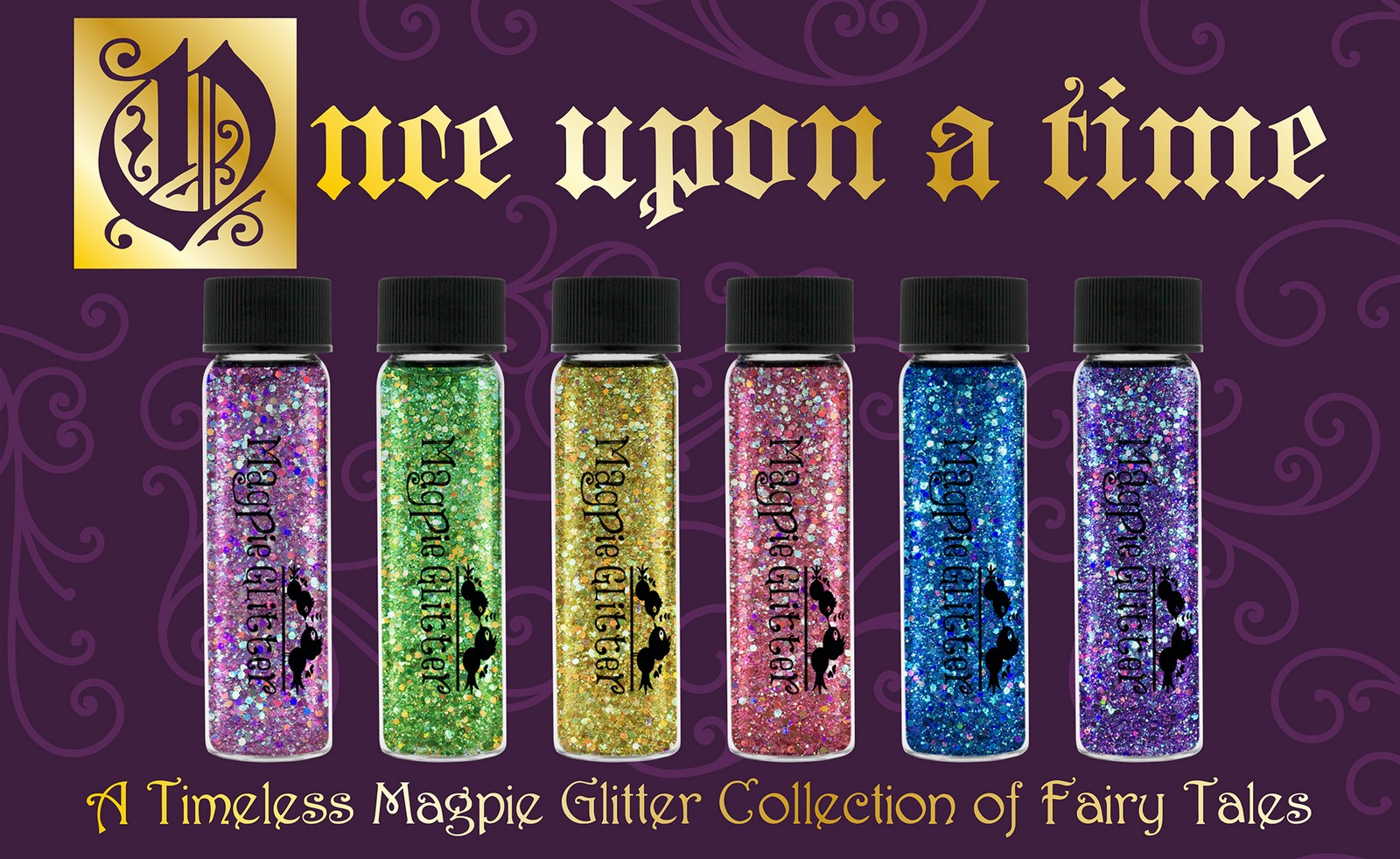 Magpie - Glitter Collection - ONCE UPON A TIME
