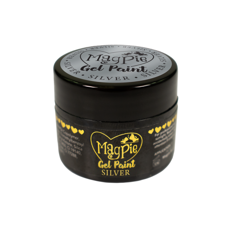 Magpie - Paint Gel - SILVER - 7ml