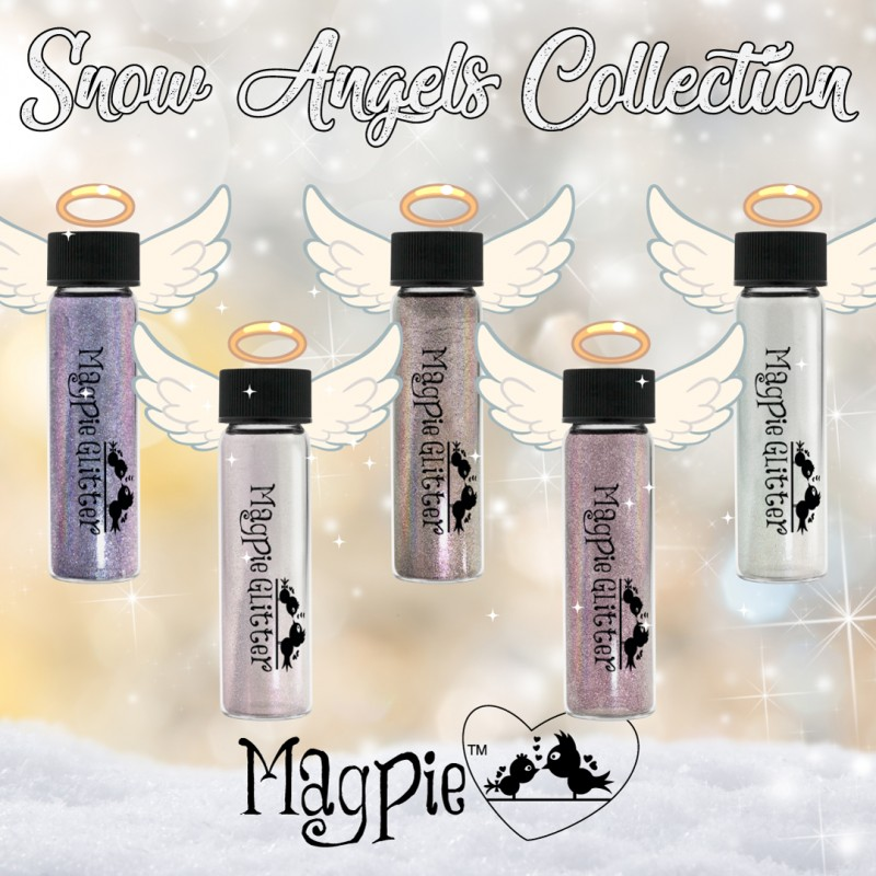 Magpie - Super Fine Glitters - SNOW ANGELS Collection