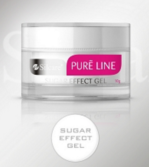 UV Paint Gel / Sugar Effect Gel - Pure Line - Wit - 10gr