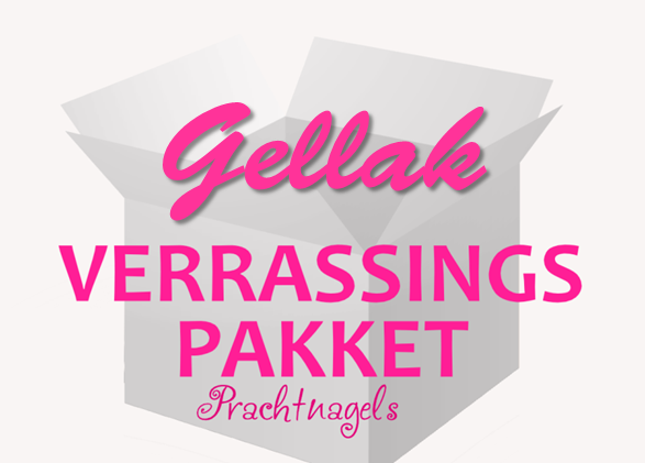 Verrassingspakket - 10 x UV Gellak - 15ml