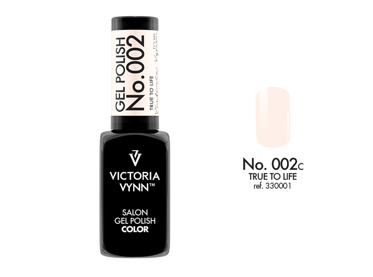 Victoria Vynn - Salon Gel Polish - #002 - True To Life