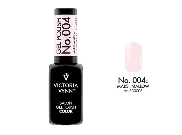 Victoria Vynn - Salon Gel Polish - #004 - Marshmallow