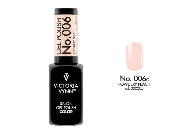 Victoria Vynn - Salon Gel Polish - #006 - Powdery Peach