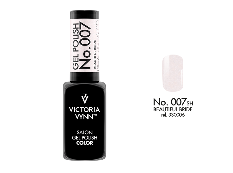 Victoria Vynn - Salon Gel Polish - #007 - Beautiful Bride