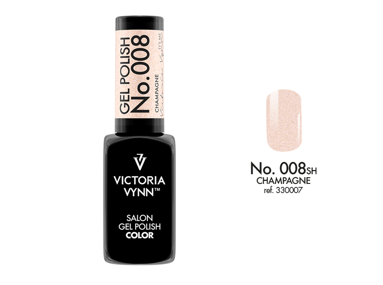 Victoria Vynn - Salon Gel Polish - #008 - Champagne