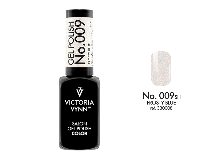 Victoria Vynn - Salon Gel Polish - #009 - Frosty Blue