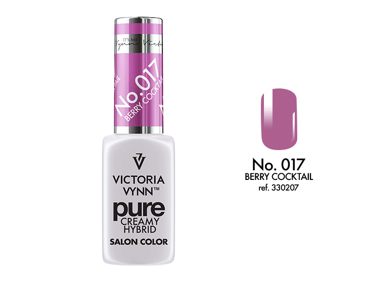Victoria Vynn - Pure Gel Polish - #017 - Berry Cocktail