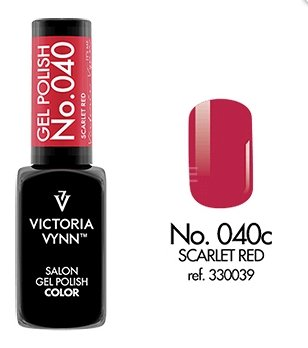 Victoria Vynn - Salon Gel Polish - #040 - Scarlet Red