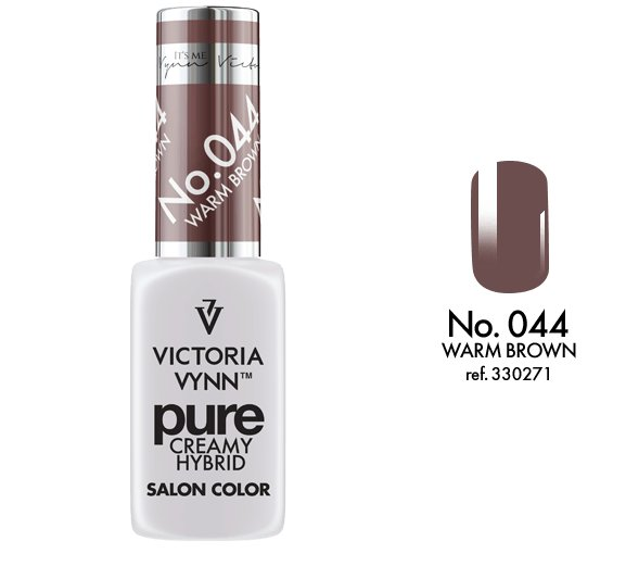 Victoria Vynn - Pure Gel Polish - #044 - Warm Brown