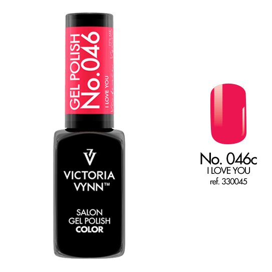 Victoria Vynn - Salon Gel Polish - #046 - I Love You