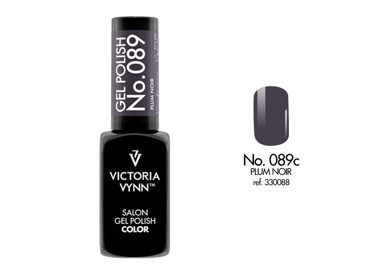 Victoria Vynn - Salon Gel Polish - #089 - Plum Noir