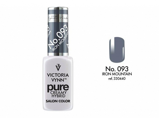 Victoria Vynn - Pure Gel Polish - #093 - Iron Mountain