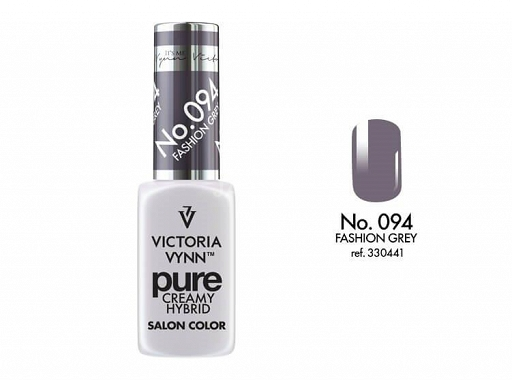 Victoria Vynn - Pure Gel Polish - #094 - Fashion Grey