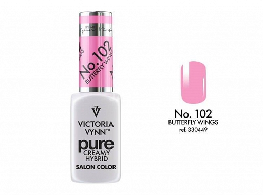 Victoria Vynn - Pure Gel Polish - #102 - Butterfly Wings