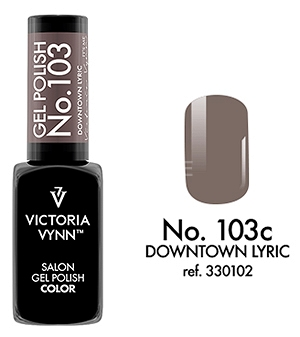 Victoria Vynn - Salon Gel Polish - #103 - Downtown Lyric
