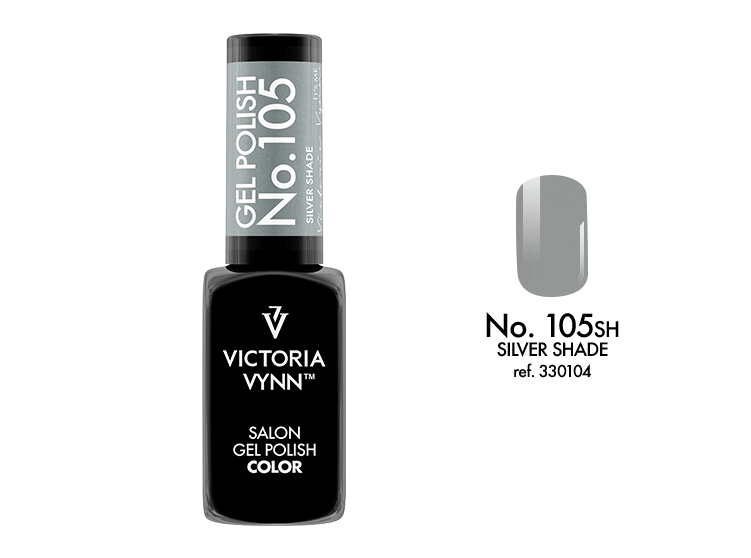 Victoria Vynn - Salon Gel Polish - #105 - Silver Shade