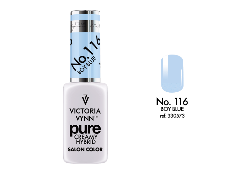 Victoria Vynn - Pure Gel Polish - #116 - Boy Blue