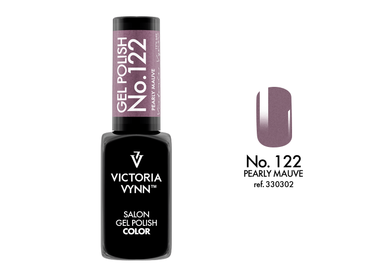 Victoria Vynn - Salon Gel Polish - #122 - Pearly Mauve