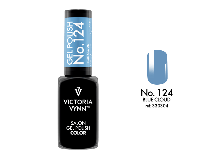 Victoria Vynn - Salon Gel Polish - #124 - Blue Cloud