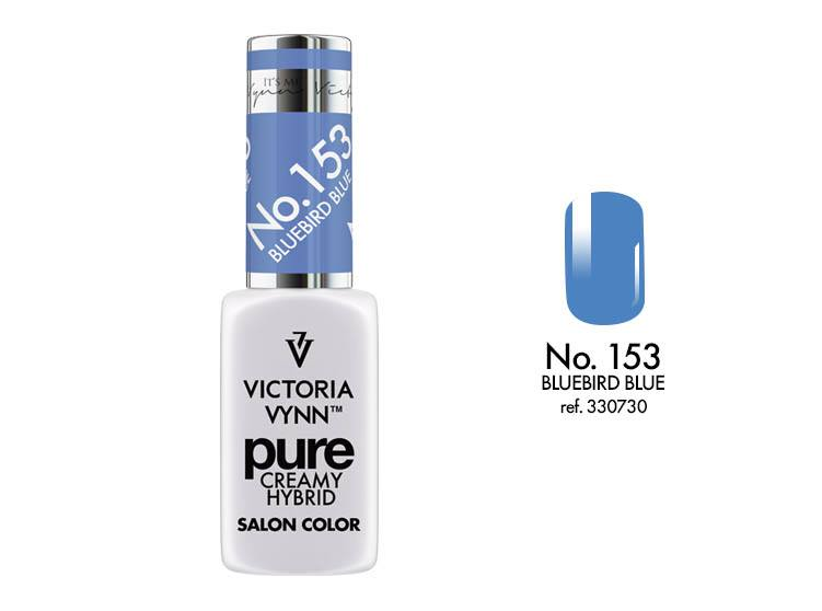 Victoria Vynn - Pure Gel Polish - #153 - Bluebird Blue