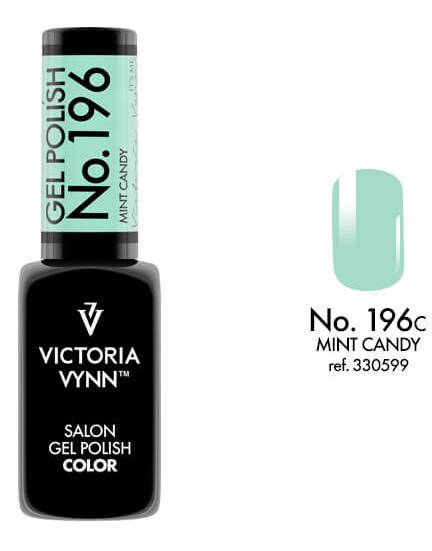 Victoria Vynn - Salon Gel Polish - #196 - Mint Candy