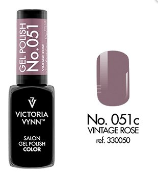 Victoria Vynn - Salon Gel Polish - #051 - Vintage Rose
