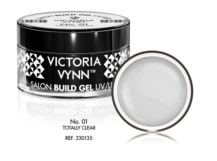 Victoria Vynn - UV Builder Gel - #01 - Totally Clear - 50ml